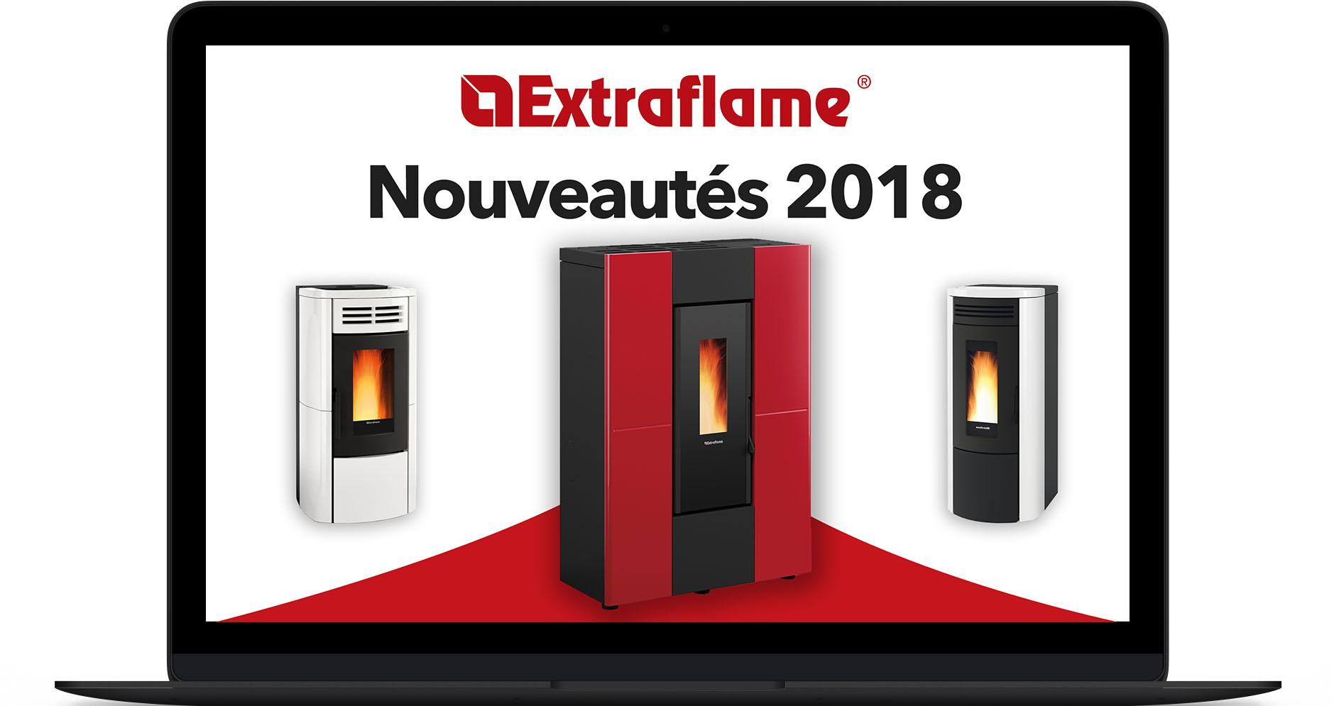 Extraflame nouveauté 2018