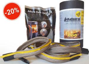 Pack Aduro Serie 1 et 9 - 20%